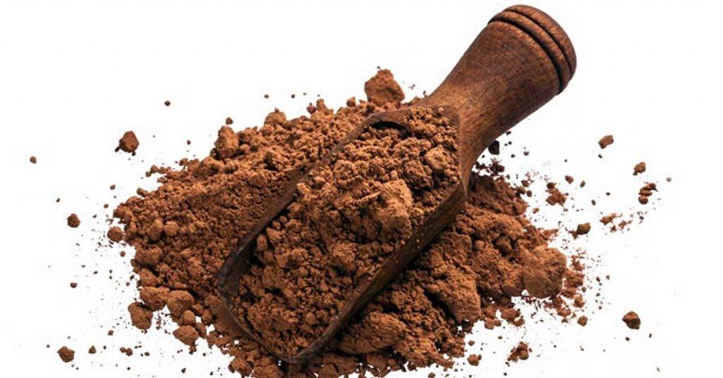 Cuántos gramos tiene una cucharada de cacao