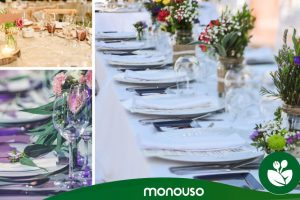 11 ideas to decorate the tables of your restaurant