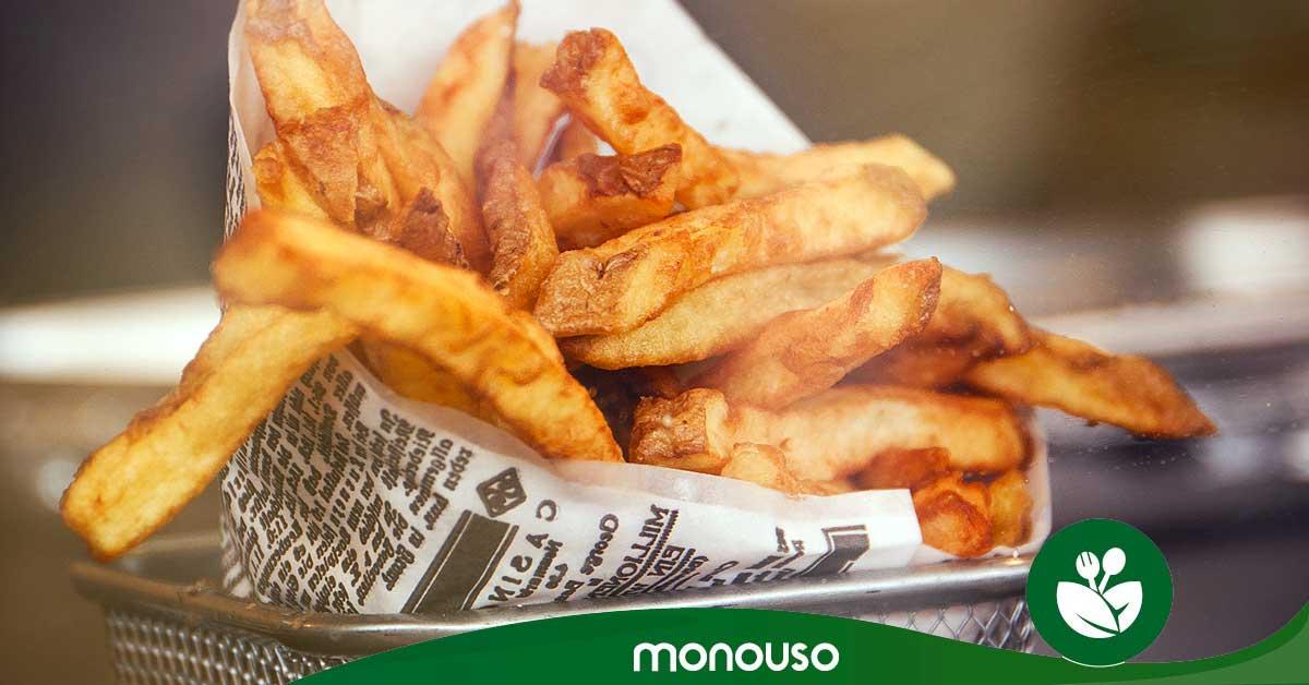 Bolsas para patatas fritas: ventajas de uso en negocios take away