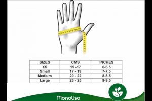 How to choose your glove size: Find out here