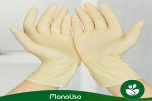 How to avoid allergy vinyl gloves