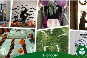 Disguise your house for Halloween – Ideas 2020