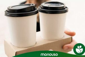 Cardboard cup holders: the best ally for cafeterias