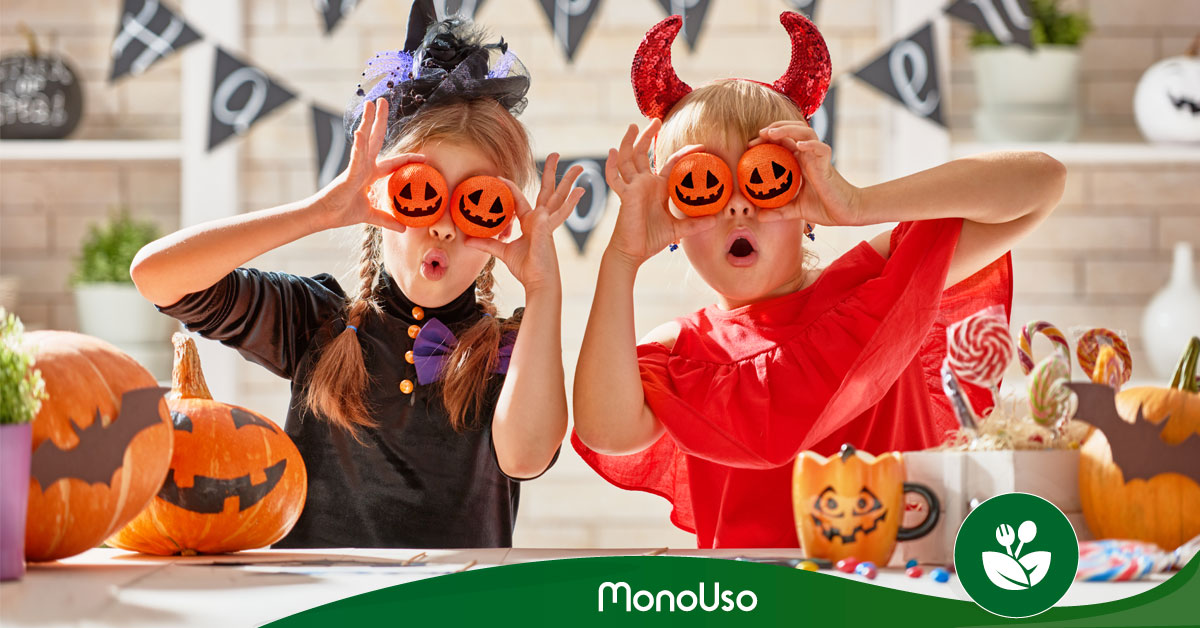 Halloween Dishes for Kids – Quick and Easy