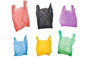 How to recycle plastic bags for home use