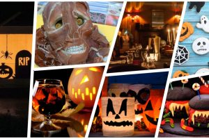 110 ideas for restaurants on Halloween – Decoration 2020